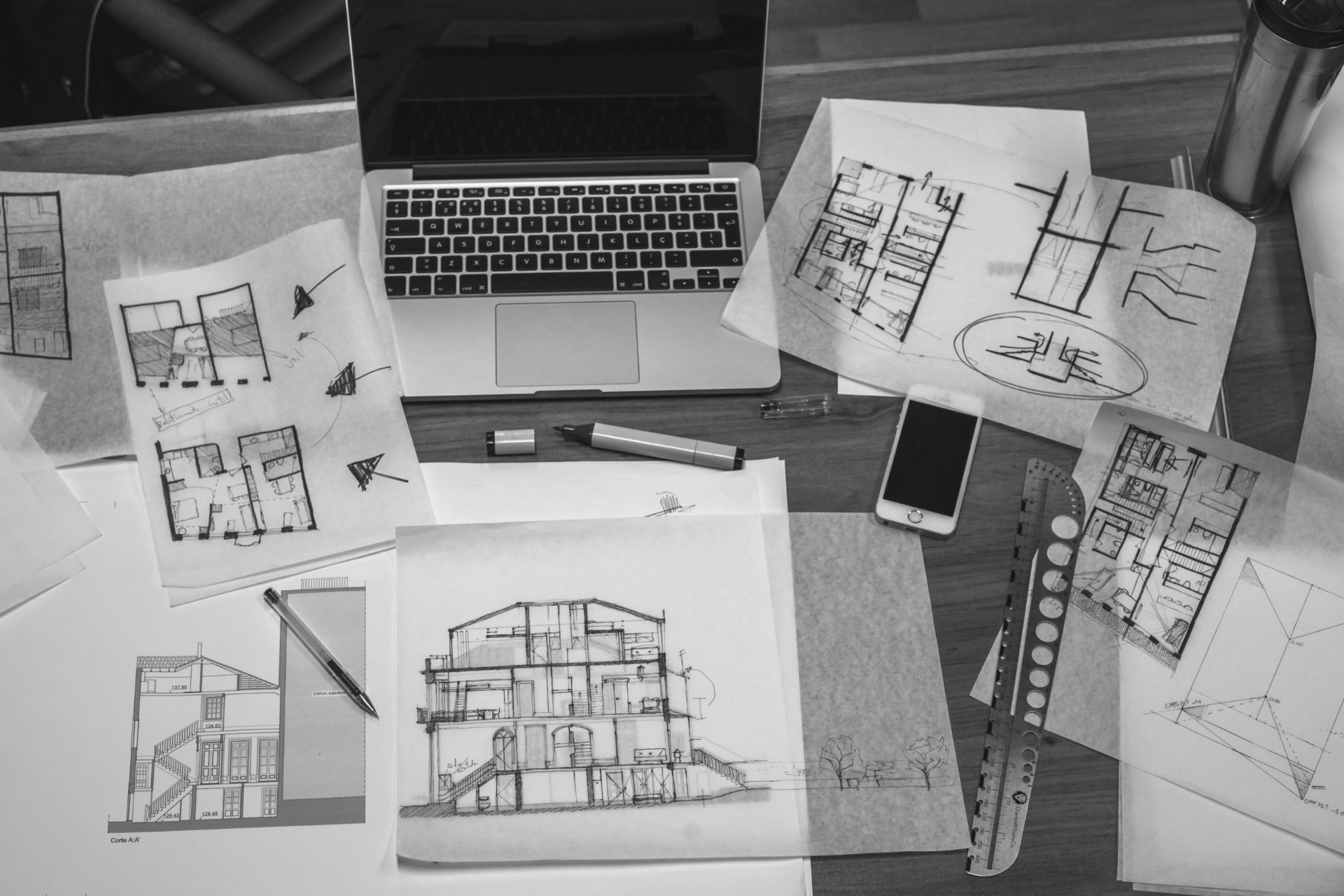 Interior Design Misconceptions Feature Image